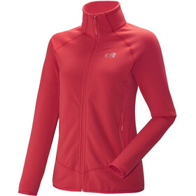 Millet LD Charmoz Power Chaqueta Mujer, hibiscus